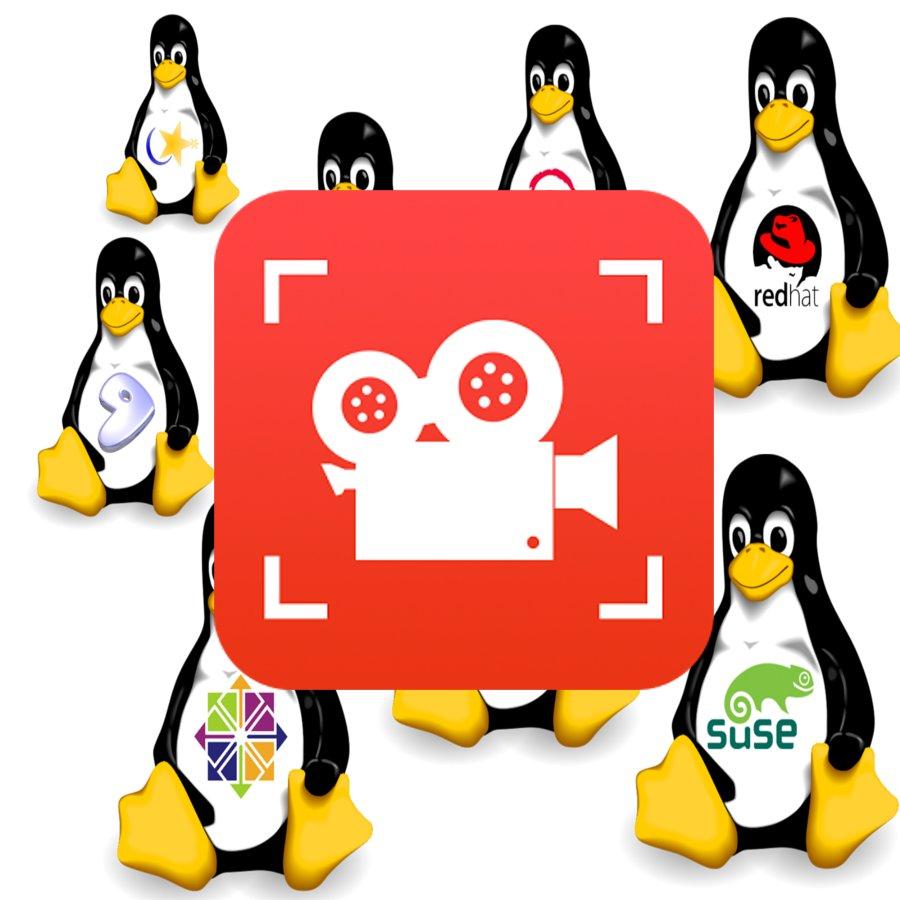 تصویر برداری از صفحه نمایش در لینوکس
